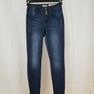 INDIGO REIN Womens Jeans- Juniors, Stretch Skinny